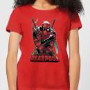 marvel-deadpool-ready-for-action-frauen-t-shirt-rot-xxl-rot