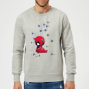 marvel-deadpool-cartoon-knockout-sweatshirt-grey-m-grau