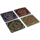 harry-potter-hogwarts-crest-coasters