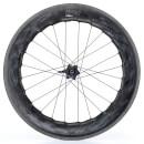 Zipp 858 NSW Carbon Clincher Rim Brake Rear Wheel Shimano-SRAM