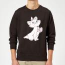 disney-aristocats-marie-pullover-schwarz-xxl-schwarz