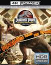 Jurassic Park Trilogy - Ultra Hd 4K (UV Version)