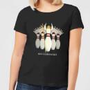 the-big-lebowski-pin-girls-damen-t-shirt-schwarz-3xl-schwarz