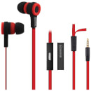 av-link-rubberised-tangle-free-cable-earphones-with-mic-red-black