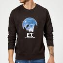 et-moon-silhouette-pullover-schwarz-4xl-schwarz