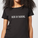 bride-in-training-women-s-t-shirt-black-m-schwarz, 17.49 EUR @ sowaswillichauch-de