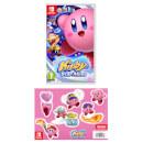 Kirby Star Allies + Sticker Sheet
