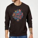 coco-tree-pattern-pullover-schwarz-5xl-schwarz