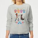 coco-miguel-logo-damen-pullover-grau-4xl-grau, 20.49 EUR @ sowaswillichauch-de