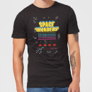 space-invaders-game-screen-mens-t-shirt-schwarz-s-schwarz