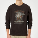 looney-tunes-wile-e-coyote-guitar-arena-tour-pullover-schwarz-s-schwarz