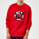 king-of-the-grill-sweatshirt-red-s-rot