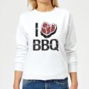 i-love-bbq-women-s-sweatshirt-white-s-wei-