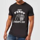 happy-first-fathers-day-men-s-t-shirt-black-l-schwarz
