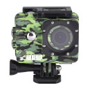 Waspcam 9942 Wi-Fi 4K Sports Action Camcorder Camo