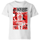 Camiseta Los Increíbles 2 Póster - Niño - Blanco