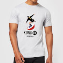 subbuteo-kung-fu-men-s-t-shirt-grey-s-grau