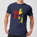 ant-man-and-the-wasp-split-face-herren-t-shirt-navy-blau-s-marineblau