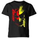 ant-man-and-the-wasp-split-face-kinder-t-shirt-schwarz-3-4-jahre-schwarz