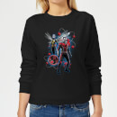 ant-man-and-the-wasp-particle-pose-damen-pullover-schwarz-xs-schwarz