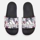 adidas Woman's Adilette Comfort Sandals FTWR White UK 4 Multi