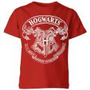 harry-potter-hogwarts-crest-kinder-t-shirt-rot-3-4-jahre-rot