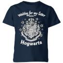 harry-potter-waiting-for-my-letter-from-hogwarts-kinder-t-shirt-navy-blau-3-4-jahre-marineblau