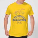 harry-potter-quidditch-at-hogwarts-herren-t-shirt-gelb-s-gelb