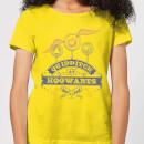 harry-potter-quidditch-at-hogwarts-damen-t-shirt-gelb-s-gelb
