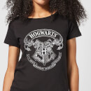 harry-potter-hogwarts-crest-damen-t-shirt-schwarz-xl-schwarz