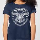 harry-potter-hogwarts-crest-damen-t-shirt-navy-blau-s-marineblau