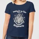 harry-potter-waiting-for-my-letter-from-hogwarts-damen-t-shirt-navy-blau-s-marineblau