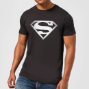 dc-originals-superman-spot-logo-herren-t-shirt-schwarz-xl-schwarz