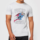 dc-originals-superman-pickup-artist-herren-t-shirt-grau-xl-grau
