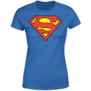 dc-originals-official-superman-shield-damen-t-shirt-royal-blau-xl-royal-blue