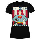 dc-originals-superman-true-hero-damen-t-shirt-schwarz-xl-schwarz