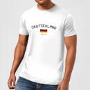 deutschland-men-s-t-shirt-white-m-wei-