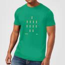 Camiseta Fútbol Brasil Futbolín - Hombre - Verde