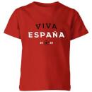 viva-espana-kinder-t-shirt-rot-11-12-jahre-rot