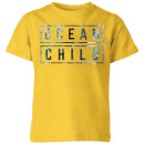 my-little-rascal-ocean-child-kids-t-shirt-yellow-5-6-jahre-gelb