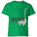 my-little-rascal-catch-me-if-you-can-kids-t-shirt-kelly-green-9-10-jahre-kelly-green