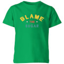 my-little-rascal-blame-the-sugar-kids-t-shirt-kelly-green-9-10-jahre-kelly-green