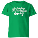 my-little-rascal-when-i-grow-up-kids-t-shirt-kelly-green-3-4-jahre-kelly-green