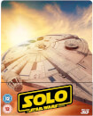 Han Solo: una historia de Star Wars 3D (+ versión 2D) - Steelbook Edición Limitada Exclusivo de Zavvi (Edición UK)