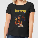 pulp-fiction-poster-damen-t-shirt-schwarz-4xl-schwarz, 17.99 EUR @ sowaswillichauch-de