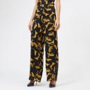 Bec & Bridge Women's Conga Beat Pants Cheetah UK 6 Multi