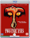 88 Films Two Evil Eyes - Dual Format Edition