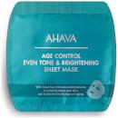 Image of AHAVA Age Control maschera in tessuto illuminante anti-discromie 697045159765