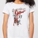 Marvel Camiseta Marvel Knights Elektra Assassin - Mujer - Blanco - 4XL - Blanco Blanco 4XL
