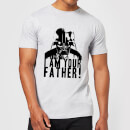 star-wars-darth-vader-i-am-your-father-confession-men-s-t-shirt-grey-xxl-grau